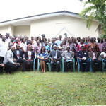 Participants and speakers who attended the workshop